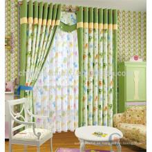 Niños estilo de cortina de dormitorio de los dormitorios para el divisor de la habitación