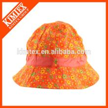 Custom Baumwoll-Eimer Hut mit Ihrem gedruckten Logo