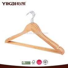 Причудливые плоские бамбуковые вешалки для рубашек