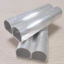 D - Алюминиевые высокочастотные сварные трубы типа D