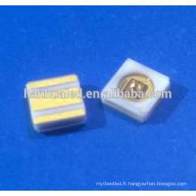 275-280nm SMD 3535 a mené le nm UV mené 1.6-2.1mW monté en surface