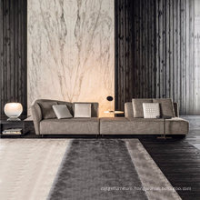 Lobby Furniture Custom Projuct Hotel Sectional Sofa Set