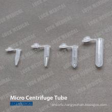 Disposable Micro Centrifuge Tube MCT