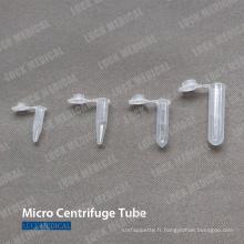 Microtube à centrifuger jetable MCT