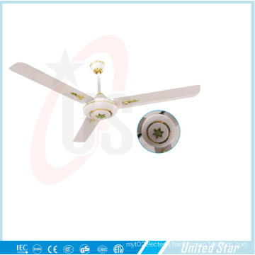 16′′ Solar Power DC Fan (USDC-407) with LED Light