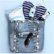 2021 Hot Sales Beach Toy Baskets Storage Bag Kids Outdoor Swimming Waterproof Bags