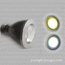 GU10 COB LED Spotlight, Warm White LED Spot Bulbs Lamps