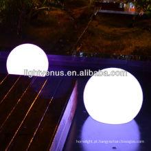 Bola de praia LED