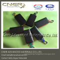 Glossy finish Carbon Fiber free secure wallet, Carbon Fiber Money Clip/Purse