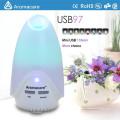 Difusor del aroma del usb del humidificador del aire de escritorio del USB