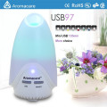 USB desktop air humidifier usb aroma diffuser