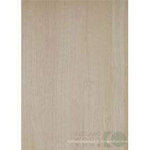 Chêne rouge solide panneau pour meubles