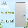 JHK-001 Cheap White Panel Doors Internal White Wooden Doors White Panel Doors Interior