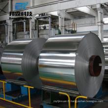 Haute qualité Doux O H14 H18 H22 H24 H26 Alliage 8011 chaleur joint d'aluminium laqué feuille à bas prix