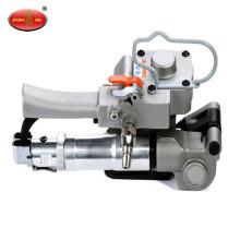 Machine d'emballage à outils de cerclage pneumatique PP / PET