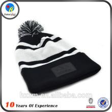 Chapeau de fantaisie d'hiver de patch personnalisé