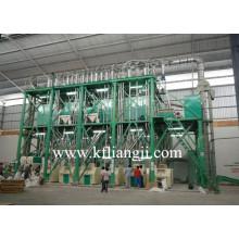 Fábrica de trigo de venta caliente / harina de maíz