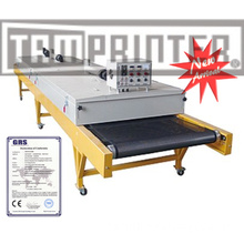 New Arrival Customized T- Shirt Infrared Belt Conveyor Dryer IR Tunnel Oven for Textile