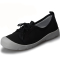 Femmes Casual Shoes Shoelace Design Spring Chaussures de marche confortables
