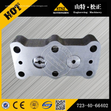 Conjunto de válvula 723-40-82501 para retroexcavadora Komatsu PC200-8
