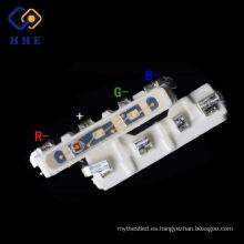 Diodo emisor de luz de alta brillantez de visión lateral PLCC 020 SMD LED