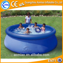 Piscina hidromasaje de agua de alta calidad, piscina inflable para niños