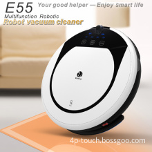 2015 Newest Intelligent Robot Vacuum Cleaner with Mop Cleaning
