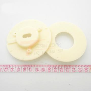Services de prototypage uniques usinage cnc en plastique abs