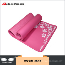 Wholesale Blue Anti Slip TPE Yoga Mat