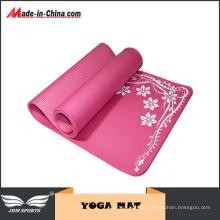 Atacado Azul Anti Slip TPE Yoga Mat