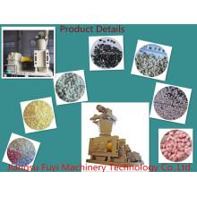 Dry Granulating complete equipment for formula fertilizers for SSP