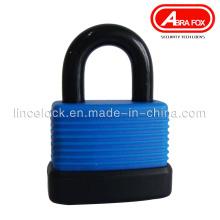 Corps de verrouillage en alliage d'aluminium imperméable à l'eau, cadenas en ABS (619)