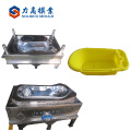 Molde plástico de la bañera del bebé del precio barato de la calidad de Hign