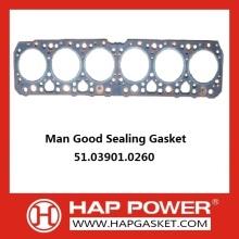 Man Sealing Head Gasket 51.03901.0260