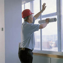 Film protecteur pour fenêtre