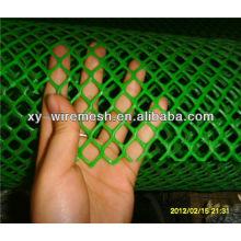 Malla de alambre de plástico / utilizado para gallinero