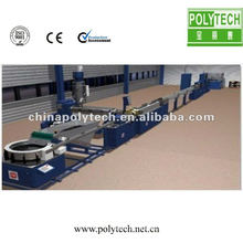 PE PP drip irrigation tape making machine