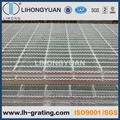 Galvanized Steel Grating with Serrated Type