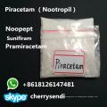 Piracetam Nootropil Powder CAS 7491-74-9 Nootropics droga para el cerebro mejorar