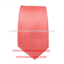 Cravates personnalisées faites main en soie