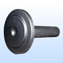 Pièces détachées personnalisées en fonte d'acier inoxydable