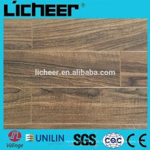 Fabricantes de Laminate pavimentação na China indoor laminado pavimentação pequena superfície em relevo superfície