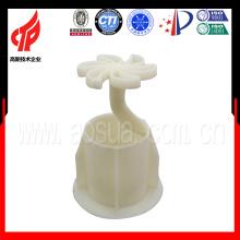 Pequeña boquilla FlowerSpray, ABS Spray Boquilla usada en la torre cuadrada de enfriamiento