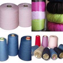 cashmere and wool yarn