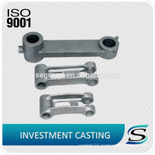 Engineering Machinery part Precision casting