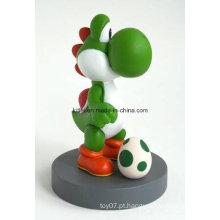 Adorável vinil PVC plástico modelo animal figura mascote crianças brinquedos
