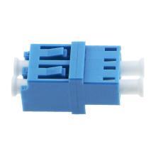 Adaptador LC para LC Duplex sem flange