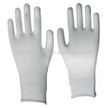 Перчатки с PU покрытием