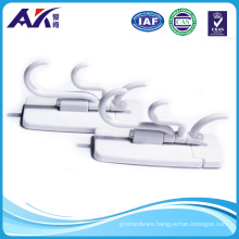 adhesive Plastic Wall Hook with Three Hanger