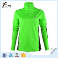 Women Sport Shirts Blank Long Sleeve Jersey